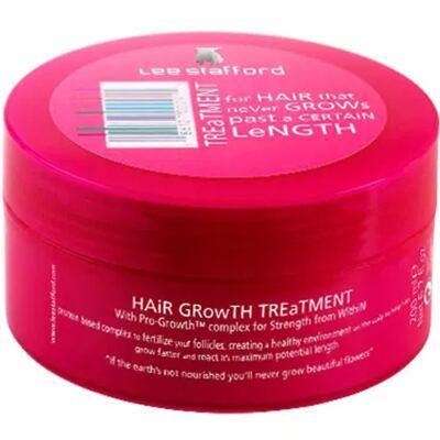 Imagem 3 do produto Kit Shampoo+ Máscara Lee Stafford Poker Straight + Hair Growth Treatment - Kit