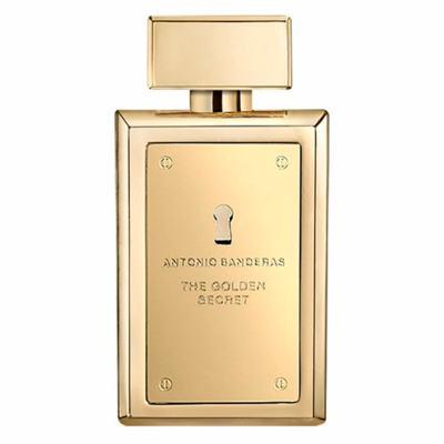 Imagem 2 do produto The Golden Secret Edição Limitada Antonio Banderas Perfume Masculino Eau de Toilette - 100ml