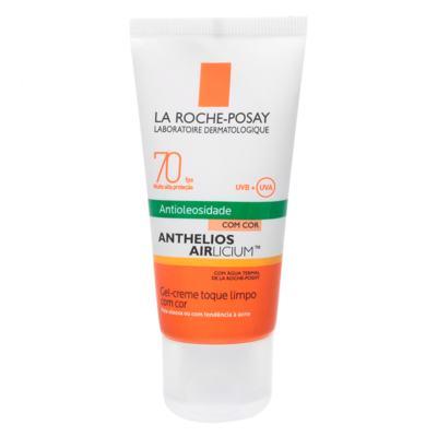 Imagem 1 do produto Anthelios Airlicium com Cor FPS 70 La Roche-Posay - Protetor Solar - Universal