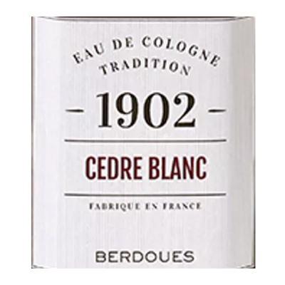 Imagem 3 do produto Cedre Blanc 1902 - Perfume Masculino - Eau de Cologne - 245ml