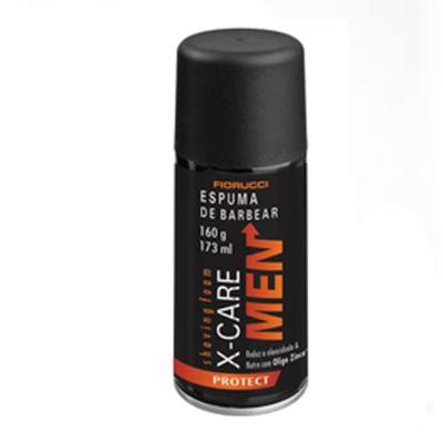 Imagem 2 do produto X-Care Men Protect Fiorucci - Kit Espuma de Barbear 160g + Bálsamo Pós Barba 120g + Mochila - Kit