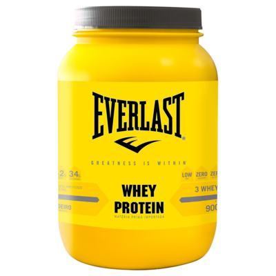 Whey Protein 3W 900g - Everlast - Whey Protein 3W 900g - Everlast - Brigadeiro