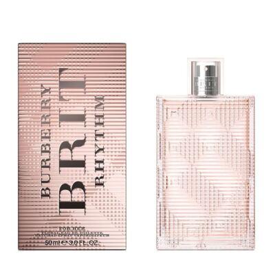 Imagem 2 do produto Brit Rhythm Floral Burberry - Perfume Feminino - Eau de Toilette - 50ml