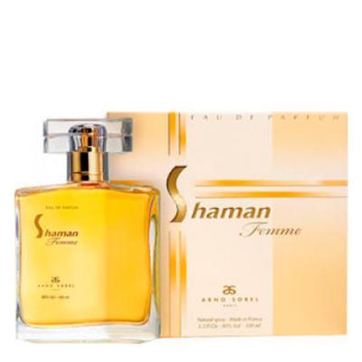 Imagem 2 do produto Shaman Femme Arno Sorel - Perfume Feminino - Eau de Parfum - 100ml