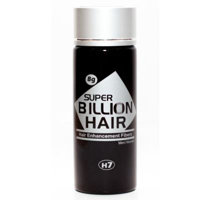 Super Billion Hair - Disfarce para a Calvície 8g - Cinza