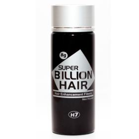 Super Billion Hair - Disfarce para a Calvície 8g - Cinza