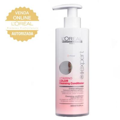 Imagem 2 do produto L'Oréal Professionnel Vitamino Color A.OX Cleansing - Condicionador de Limpeza - 400ml