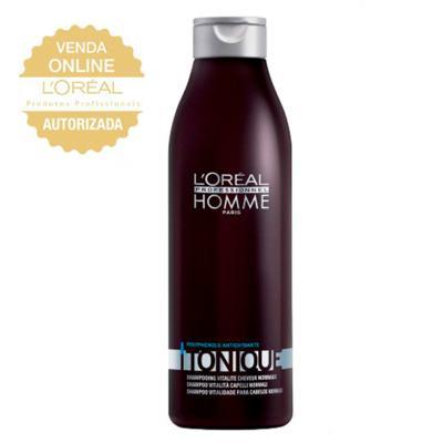 Imagem 1 do produto L'Oréal Professionnel Homme Tonique - Shampoo - 250ml