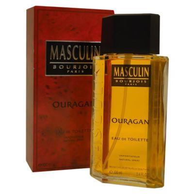 Masculin Ouragan Bourjois - Perfume Masculino - Eau de Toilette - 100ml