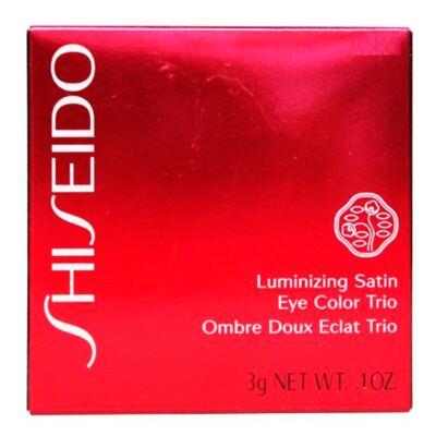 Imagem 4 do produto Luminizing Satin Eye Color Trio Shiseido - Paleta de Sombras - OR316