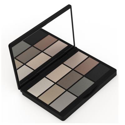 Imagem 1 do produto Paleta de Sombras Gosh Copenhagen - 9 Shades - To Be Cool In Copenhagen