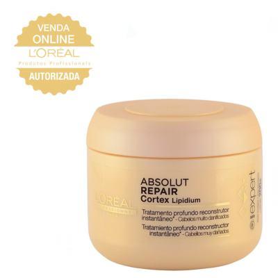 L'Oréal Professionnel Absolut Repair Cortex Lipidium - Máscara de Reconstrução - 200g
