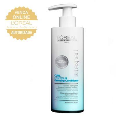 Imagem 1 do produto L'Oréal Professionnel Curl Contour Cleansing - Condicionador de Limpeza - 400ml