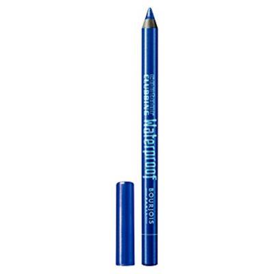 Imagem 3 do produto Contour Clubbing Waterproof Bourjois - Lápis para Olhos - 46 - Bleu Neon