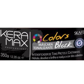 Skafe Black Keramax Colors - Máscara Tonalizante - 350g
