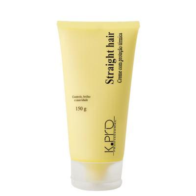 Imagem 1 do produto K-Pro Straight Hair - Creme com Proteção Térmica - 150g