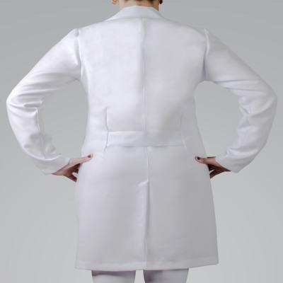 Imagem 4 do produto JALECO FEMININO MANGA LONGA OXFORD - M