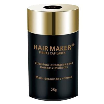 Disfarce para Calvície Hair Maker - Cobertura Instantânea - Loiro Escuro