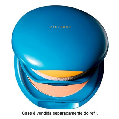 Imagem 1 do produto Refil - UV Protective Compact Foundation FPS35 Shiseido - Base Facial - Dark Ivory - SP70