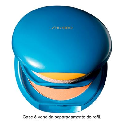 Imagem 2 do produto Refil - UV Protective Compact Foundation FPS35 Shiseido - Base Facial - Light Ivory