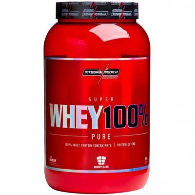 Imagem 1 do produto Super Whey 100% Pure 907g- Integral Medica -