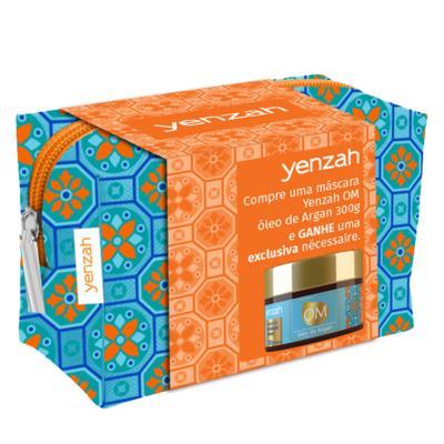 Yenzah  OM Kit - Máscara Capilar + Nécessaire - Kit