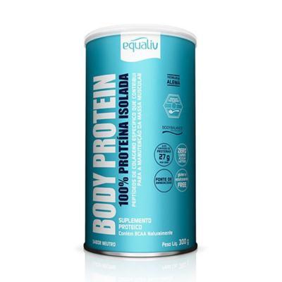 Imagem 1 do produto Equaliv Body Protein Sabor Neutro 300g