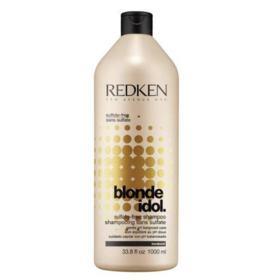 Redken Blonde Idol Shampoo - Redken Blonde Idol Shampoo 1000ml