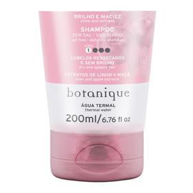 Vizcaya Botanique Brilho e Maciez - Shampoo - 200ml
