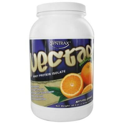 Imagem 1 do produto Whey Protein Nectar Natural 2,5Lbs - Syntrax