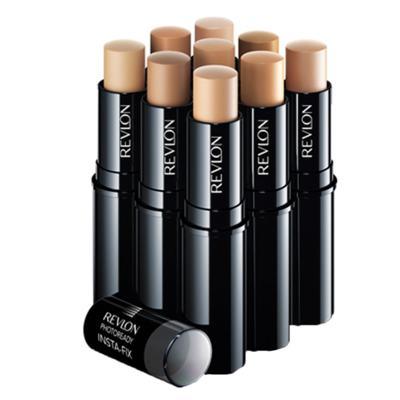 Imagem 3 do produto Photoready Insta-Fix MakeUp Revlon - Base em Bastão - 210 Natural Beige