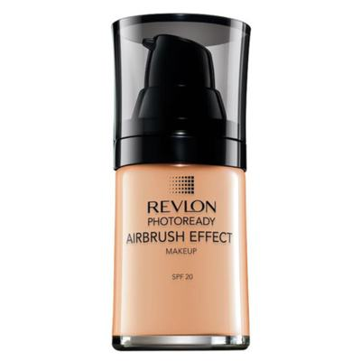 Imagem 1 do produto Photoready Airbrush Effect MakeUp Revlon - Base Líquida - Medium Beige