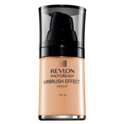 Imagem 1 do produto Photoready Airbrush Effect MakeUp Revlon - Base Líquida - 160 Medium Beige