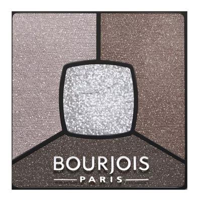 Imagem 4 do produto Smoky Stories Bourjois - Paleta de Sombras - 05 - Good Nude