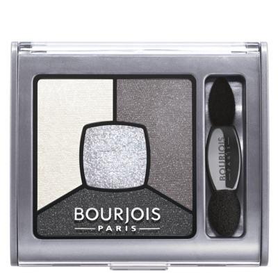 Imagem 1 do produto Smoky Stories Bourjois - Paleta de Sombras - 01 - Grey e Night