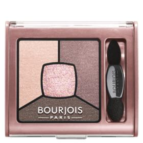 Smoky Stories Bourjois - Paleta de Sombras - 02 - Over Rose