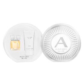Pour Elle Feminino Azzaro Eau de Parfum - Perfume + Loção Corporal - Kit