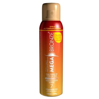 Mega Bronze - Spray Autobronzeador - 150ml