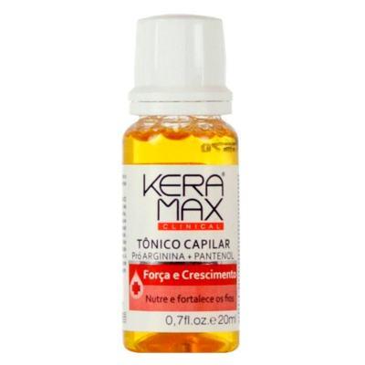 Imagem 1 do produto Skafe Keramax Clinical Força e Crescimento - Tônico Capilar - 20ml