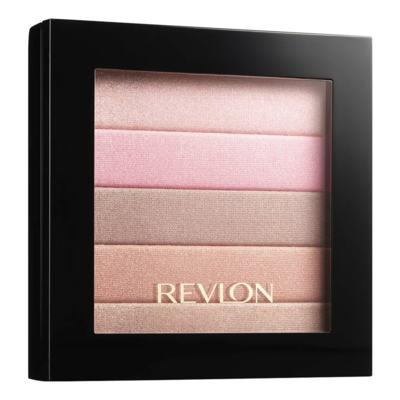 Imagem 3 do produto Highlighting Palette Revlon - Paleta de Sombras - Rose Glow