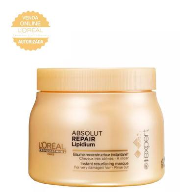 Imagem 3 do produto L'Oréal Professionnel Absolut Repair Pós Química Kit - Shampoo 1,5L + Máscara 500g - Kit