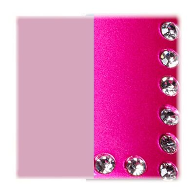 Imagem 2 do produto Prendedor de Cabelos Linziclip Pearlised Diamante - Hot Pink
