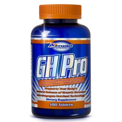 Gh Pro 100 Tabletes - Arnold Nutrition