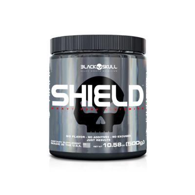 Shield 500G - Black Skull