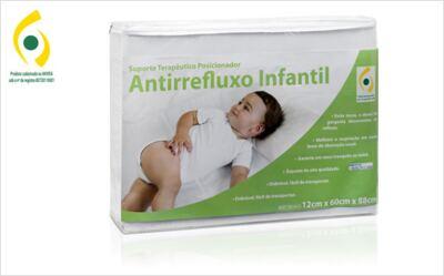 Imagem 1 do produto Almofada Anti-refluxo Infantil Copespuma