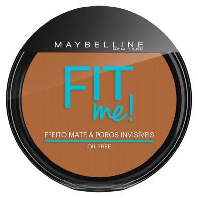 Imagem 1 do produto Fit Me! Maybelline - Pó Compacto para Peles Médias - 260 - Médio Particular