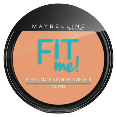Fit Me! Maybelline - Pó Compacto para Peles Médias - 200 - Médio Único