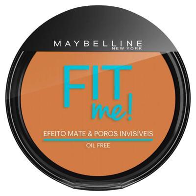 Imagem 3 do produto Fit Me! Maybelline - Pó Compacto para Peles Médias - 220 - Médio Pra Mim