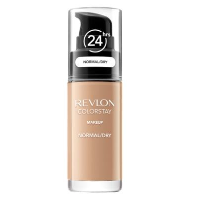 Colorstay Pump Normal Dry Skin Revlon - Base Líquida - 320 True Beige