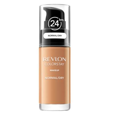 Colorstay Pump Normal Dry Skin Revlon - Base Líquida - 370 Toast